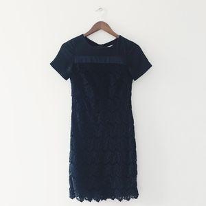Antonio Melani Crochet Lace Dress